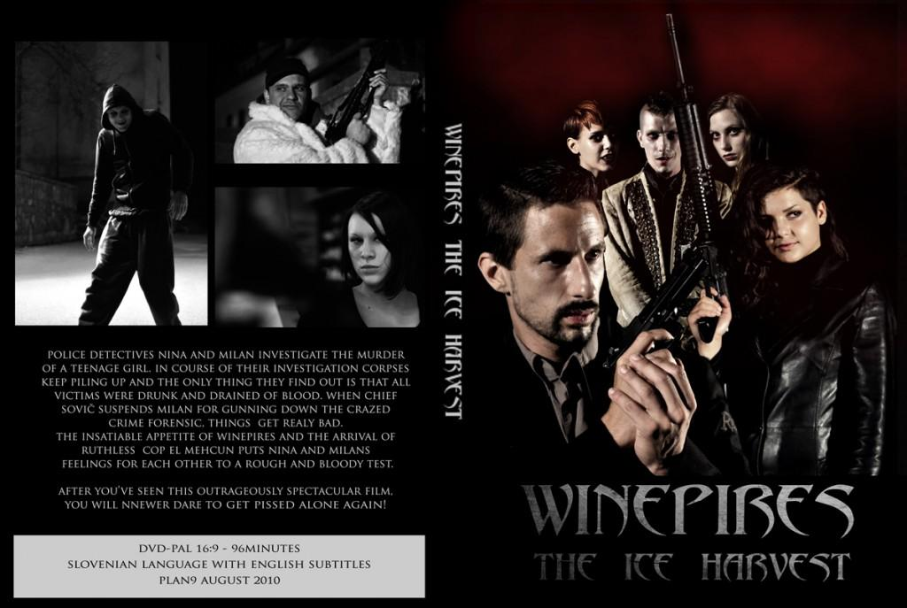 Winepires the Ice Harvest